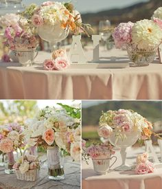 romantic wedding decoration