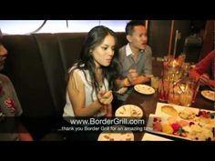 Mobilizing People Marketing (MPM) Restaurant Invasion of Border Grill Las Vegas inside Mandalay Bay Hotel