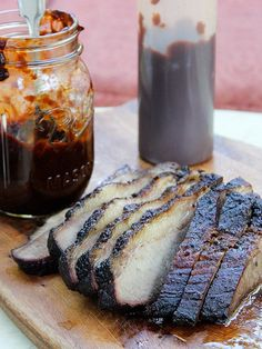 HOW TO MAKE SMOKED BEEF BRISKET