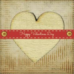 My Heart's Song: Happy Valentines Day