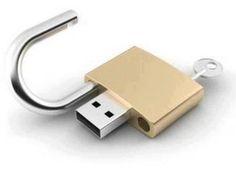 candado USB