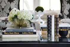 Classic Chic Home: 10 Coffee Table Styling Ideas