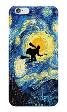 HP Phone Cases - Harry Potter's Starry Night Phone Case ($17-$34)