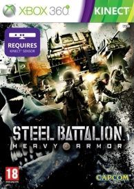 Kinect Steel Battalion Heavy Armor Game Microsoft Kinect Required Not Supplied Taking full advantage of Kinect for Xbox 360 Steel Battalion Heavy Armor is an Xbox 360 exclusive first person action game set to deliver a uniquely immersive ex http://www.comparestoreprices.co.uk/january-2017-6/kinect-steel-battalion-heavy-armor-game.asp