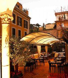 Terrazza Margutta, Rome.