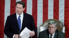 Al Gore, Electoral College Votes, The Verdict, Today In History, State Of Florida, Awkward Moments, Vice President