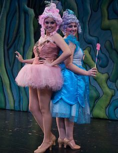 shrek the musical broadway fairy godmother - Yahoo Image Search Results
