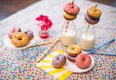Como fazer donuts – O Chef e a Chata