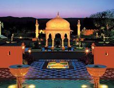 30. Oberoi Rajvilas, Jaipur, India - Oberoi Hotels
