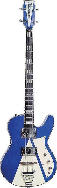 Musicvox Space Cadet USB 30″ Custom | Vintage Guitar® magazine #vintageguitars #customguitars