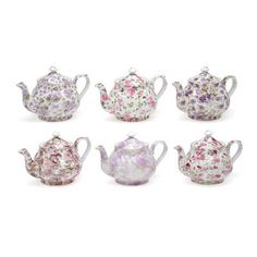 Bulk Buy: Darice Crafts for Kids Tea Pot with Gold Trim All Over Flower Pattern (12-Pack) 100-F *** Read more reviews of the product by visiting the link on the image.