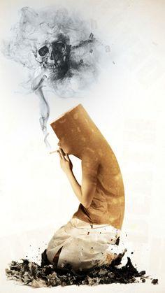 Smoking kills for my sister...please stop smoking cigs