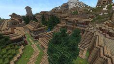 5 mila metri quadrati per il progetto più grande mai costruito in Minecraft