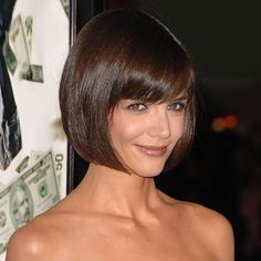 Why Katie Holmes Really Got Her Famous Bob Haircut