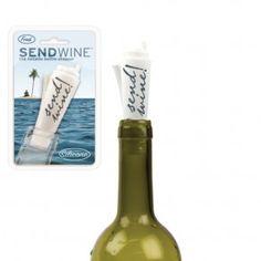 TAMPA DE GARRAFA SEND WINE