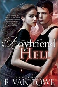 """FREE Download: YA Romance Blended With Horror! """"Boyfriend From Hell"""" E. Van Lowe"""