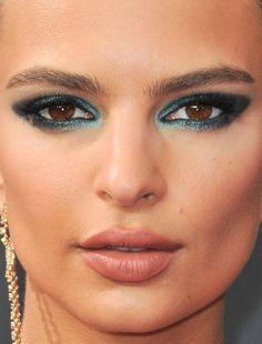 emily ratajkowski emily ratajkowski emmys 2016 emmys red carpet makeup celeb celebrity celebritycloseup