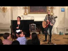 the May 11 White House Poetry Workshop