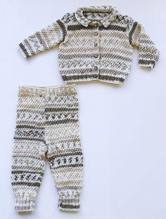 Vauvan neulesetti Novita Onni | Novita knits