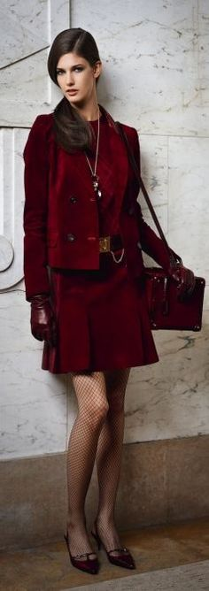 Salvatore Ferragamo Fall Collection 2012