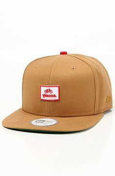 The Life Snapback in Khaki by Society Original Products  use rep code: OLIVE for 20% off