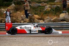 1987 - Alain Prost, McLaren MP4/3 (Honda V6 1,5l turbo)