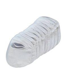 Baby / Toddler Bibs - Cotton Front / Plastic Back - Pack of 10 Sergio Georgini http://www.amazon.co.uk/dp/B00M6T3BYK/ref=cm_sw_r_pi_dp_oa1avb1775EVS