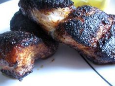 Crispy blackened catfish recipe