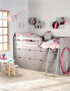 1000 images about muebles infantiles on pinterest for Muebles infantiles el corte ingles