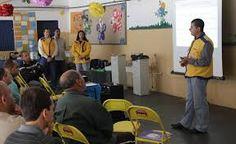 CONSTRUINDO COMUNIDADES RESILIENTES: Posse Terá Mais Um Núcleo Comunitário de Defesa Ci...