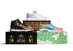 CONCEPTS × NIKE SB GRAIL COLLECTION #sneaker