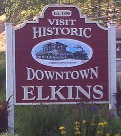 Elkins WV