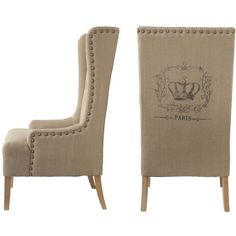 Grantham Wingback Chair.