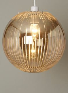 Gold Madeline Easyfit - Ceiling Lights - Home, Lighting & Furniture Bhs Lighting, Lounge Lighting, Home Lighting, Gold Light, Light Up, Wall Lights, Ceiling Lights, Mid Century, Interior Design