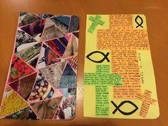 Cute notebook DIY covers