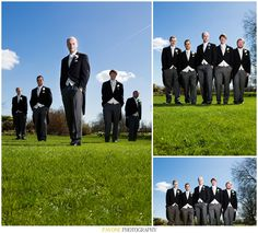 Groom and Groomsmen Copyright© Pavone Photography UK Wedding Photographer
