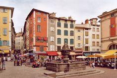 Puy-en-Velay, Auvergne