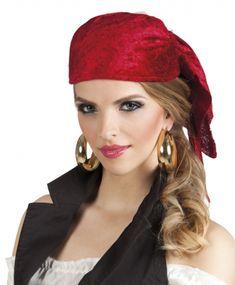 Rode hoofdband voor volwassenen -2
