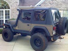 88 Jeep Wrangler Sahara | jdbanjo321's 1991 Jeep YJ in Duluth, GA