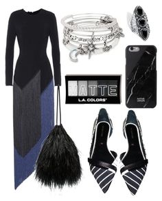 """LOOKS"" by vikakarpunina on Polyvore featuring STELLA McCARTNEY, Sergio Rossi, Attico, Alex and Ani and Palm Beach Jewelry"