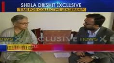 Ajay Maken was thinking about his coterie & himself, Kejriwal ran away with our votes: Sheila Dikshit