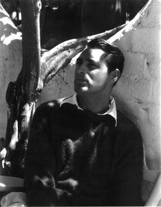 Imogen Cunningham: Cary Grant, Actor, Hollywood, 1932