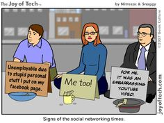 This is the definition of #unemployment in our generation.  #socialmedia #recession