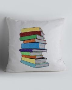 Pillows - books to sleep on after reading books in bed!