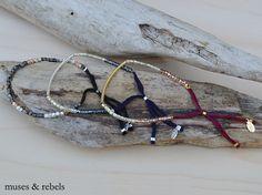 muses & rebels thread bracelets http://musesandrebels.com/shop/index.php/bracelets/thread.html