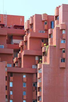 EDIFICIO 'WALDEN 7' BUILDING, byRicardo Bofill Taller de Arquitectura(photos by Gon.photo)