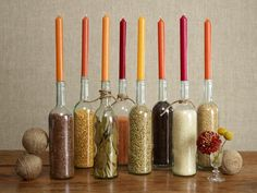 Thanksgiving Centerpieces and Decorating Ideas from FoodNetwork.com