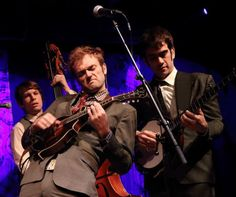 Punch Brothers' frontman Chris Thile is expanding the possibilities for what one can do with a bluegrass instrument than perhaps any musician we've seen before.