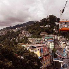 Popular Holiday Destinations, Gangtok, Buddha Art, The Visitors, Mountain Range, Event Planning, Paris Skyline, Journey, Drawing