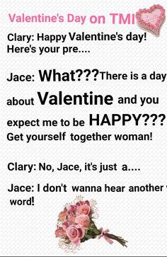 Valentine's day on TMI